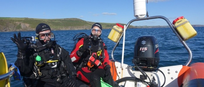 Featured image for Plymouth Diving Trip