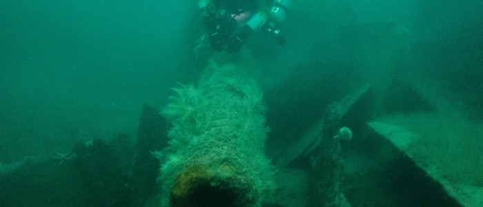 Featured image for World War One Historic Wrecks and Battleships