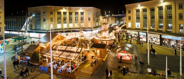 Featured image for Festive Friday Night Shout - Bristol German Market 11th December