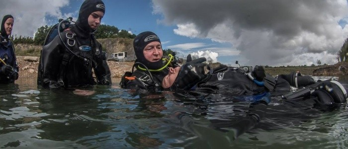 Featured image for Sports Diver Training